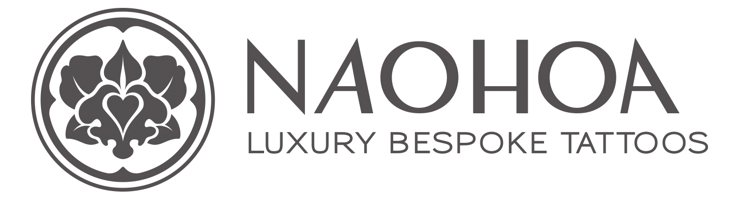 NAOHOA Luxury Bespoke Tattoo official logo