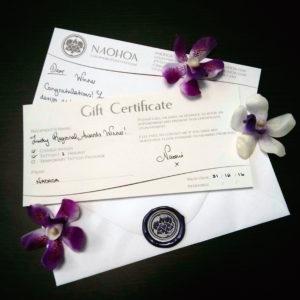 NAOHOA Prize