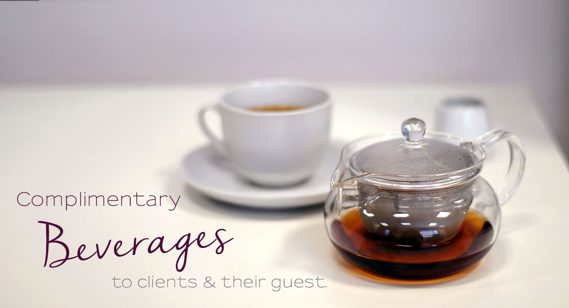 Complimentary Beverages