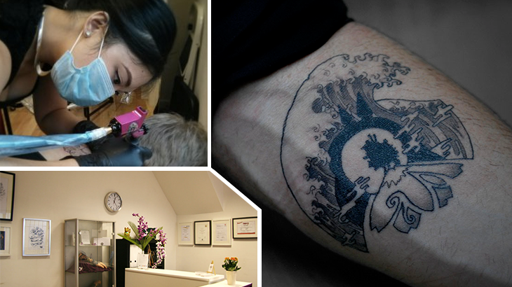 About Naomi Hoang at NAOHOA Luxury Bespoke Tattoos