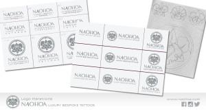 NAOHOA Logo Iterations
